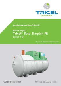 Le guide TRICEL SETA SIMPLEX